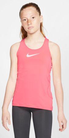 Nike lány trikó Pro M rózsaszín