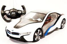 Mondo Motors BMW I8 1:14 - fehér