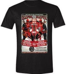 Deadpool Pánské tričko Deadpool - Wade vs Wade Velikost: L