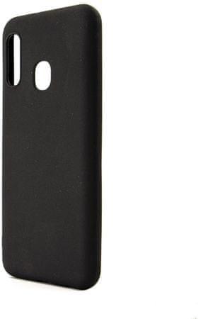 EPICO SILK MATT CASE maska za Samsung Galaxy A20e, crna 39210101300002
