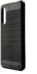 EPICO CARBON ovitek za Xiaomi Mi 9, črn, 38610101300002