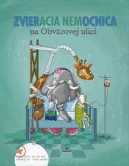 May Szilvia: Zvieracia nemocnica na Obväzovej ulici