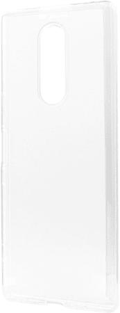 EPICO Ronny Gloss Case ovitek za Sony Xperia 1 Plus, bel - transparenten, 37710101000001