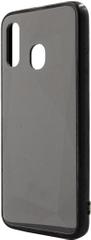 EPICO COLOUR GLASS CASE Samsung Galaxy A40, černá, 38310151300001