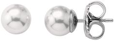 Majorica Ezüst fülbevalók valódi gyöngyökkel 00321.01.2.000.701.1 ezüst 925/1000