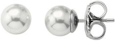 Majorica Ezüst fülbevaló valódi gyöngyökkel 00324.01.2.000.701.1 ezüst 925/1000