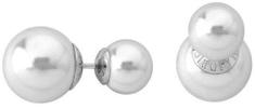 Majorica Dupla ezüst gyöngy fülbevaló 15238.01.2.000.010.1 ezüst 925/1000