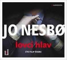 Nesbo Jo: Lovci hlav - MP3-CD
