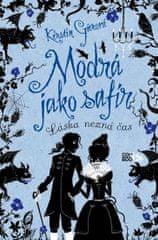 Gierová Kerstin: Modrá jako safír