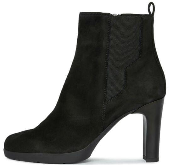 Geox dámska členková obuv Annya D94AEA 00021 36 čierna