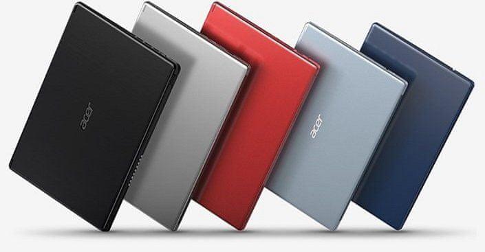 Acer Aspire 5 notebook pro rodinnou zábavu intel DDR4 SSD
