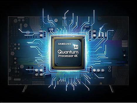 4K kvantni procesor