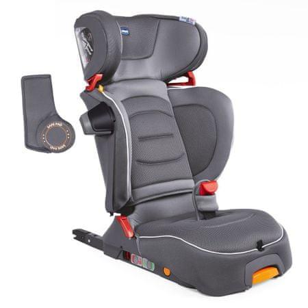 Chicco fotelik samochodowy Fold&Go i-Size - Pearl