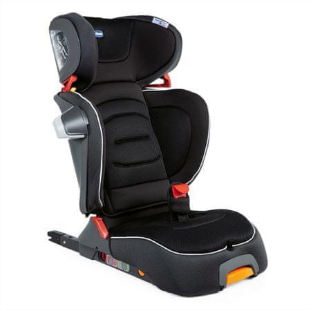 Chicco fotelik samochodowy Fold&Go i-Size czarny