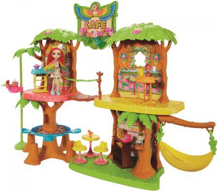 Mattel čarobna kavarna v džungli GNC57