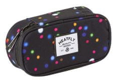 MEATFLY Penál School Pencil Case C - Light s Neon