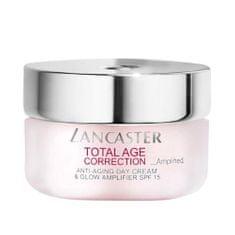 Lancaster Przeciwzmarszczkowy krem na dzień Total Age Correction (Anti-Aging Day ) 50 ml