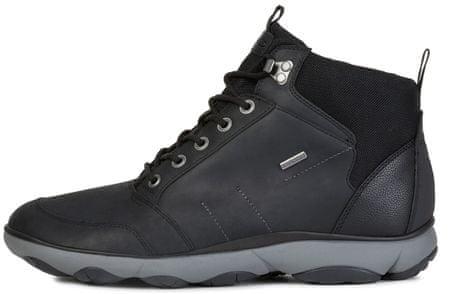 Geox buty za kostkę męskie Nebula U942VA 00045 42 czarne
