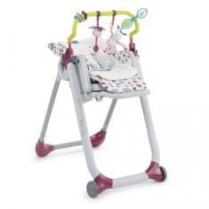 Chicco doplňky k jídelní židličce Polly Progr