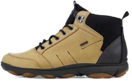 Geox buty za kostkę męskie Nebula U942VA 00032 42 brązowe