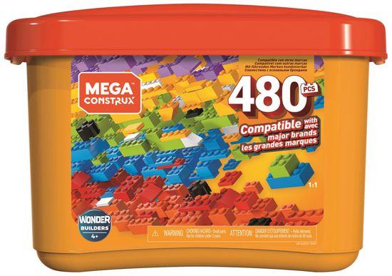 MEGA BLOKS Mega Construx Kid GJD23