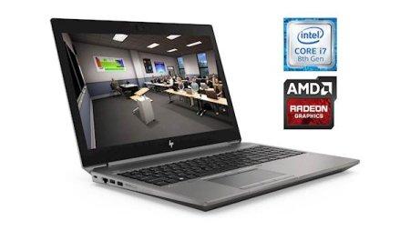 HP ZBook 15u G6 prenosnik (6TP59EA)