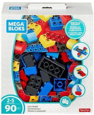 MEGA BLOKS Jumbo Box FLY44
