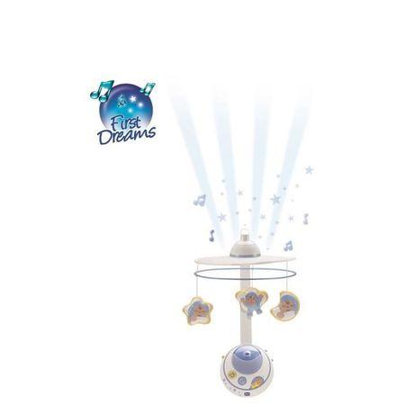 Chicco Magic Star Projektor do postýlky, modrý