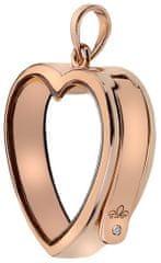 Hot Diamonds Přívěsek na elementy Anais Srdce EX004 stříbro 925/1000