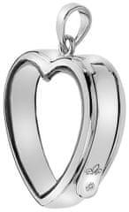Hot Diamonds Prívesok na elementy Anais Srdce s diamantom EX003 striebro 925/1000