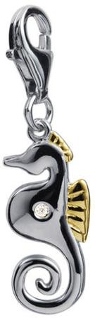 Hot Diamonds Beach Life gyémánt csikóhal medál DT113 ezüst 925/1000