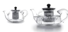 Ibili Skleněná čajová konvička s filtrem 800ml