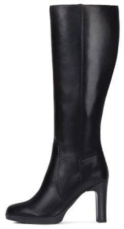 Geox Annya ženski škornji D94AEE 00043, 40, črni