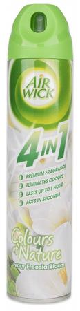 Air wick sprej 4v1 Beli cvetovi frezije, 240 ml, 2 + 1