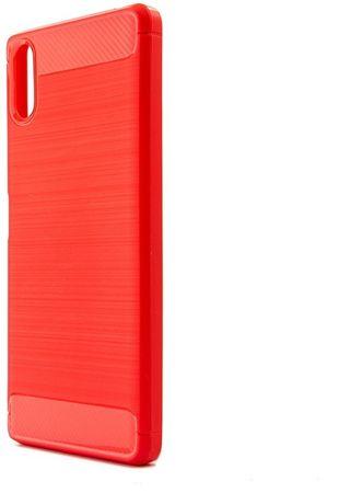 EPICO CARBON ovitek za Sony Xperia L3, rdeč, 36410101400001