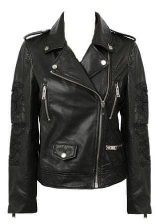 NAFNAF Cdentelle ženska jakna LHNL15L, 36, črna