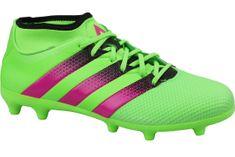 Adidas ACE 16.3 Primemesh FG/AG AQ2555 40 2/3 Zielone