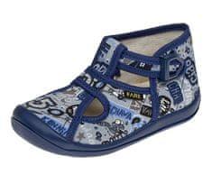 Fare chlapecké papuče na přezku 4114409