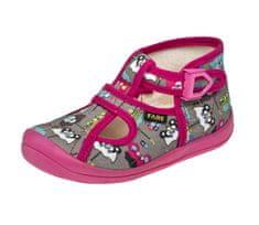 Fare dievčenské papuče na pracku 4114446