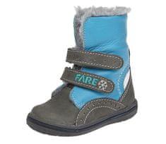 Fare detské členkové zimné topánky 2146162