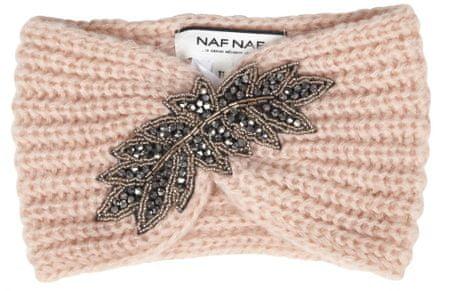 NAFNAF dámská růžová čelenka Tufiby LHNX40A6