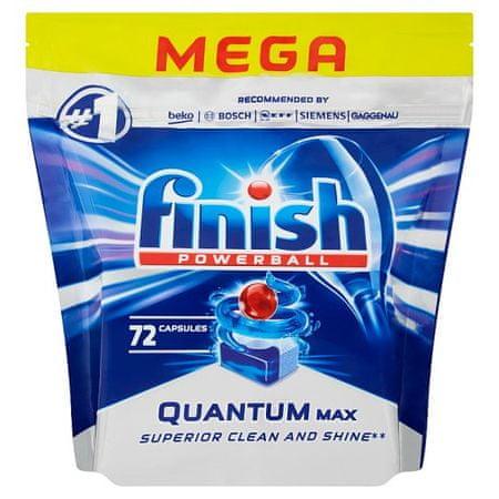 Finish Quantum Max 72 db