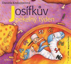Krolupperová Daniela: Josífkův pekelný týden - CD