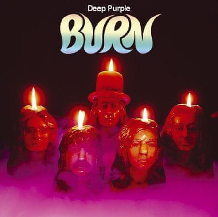 Deep Purple: Burn (Limited Purple Vinyl Edition 2018) - LP