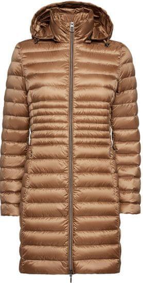 Geox dámsky kabát Jaysen W9425C T2566 XS zlatá
