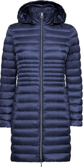 Geox dámsky kabát Jaysen W9425C T2566 XL tmavo modrá