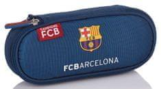 Astra Školní pouzdro oválné FC Barcelona-156