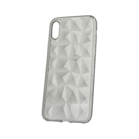 ovitek Diamond za iPhone 7/iPhone 8, prozorno črn