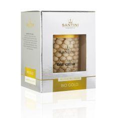 Santini Cosmetic Santini Bio-Gold hydratační krém proti vráskám s aktivním zlatem