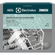 Electrolux Super Clean odmasťovač umývačiek riadu M3DCP200 2 balenia